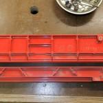 Nullspieleinsatz für die Tischkreissäge selber bauen am Beispiel der Bosch GTS10