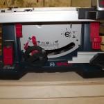 Test: Bosch GTS 10 XC