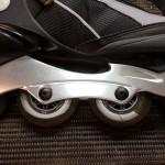 Jeder Skate spendet acht Kugellager