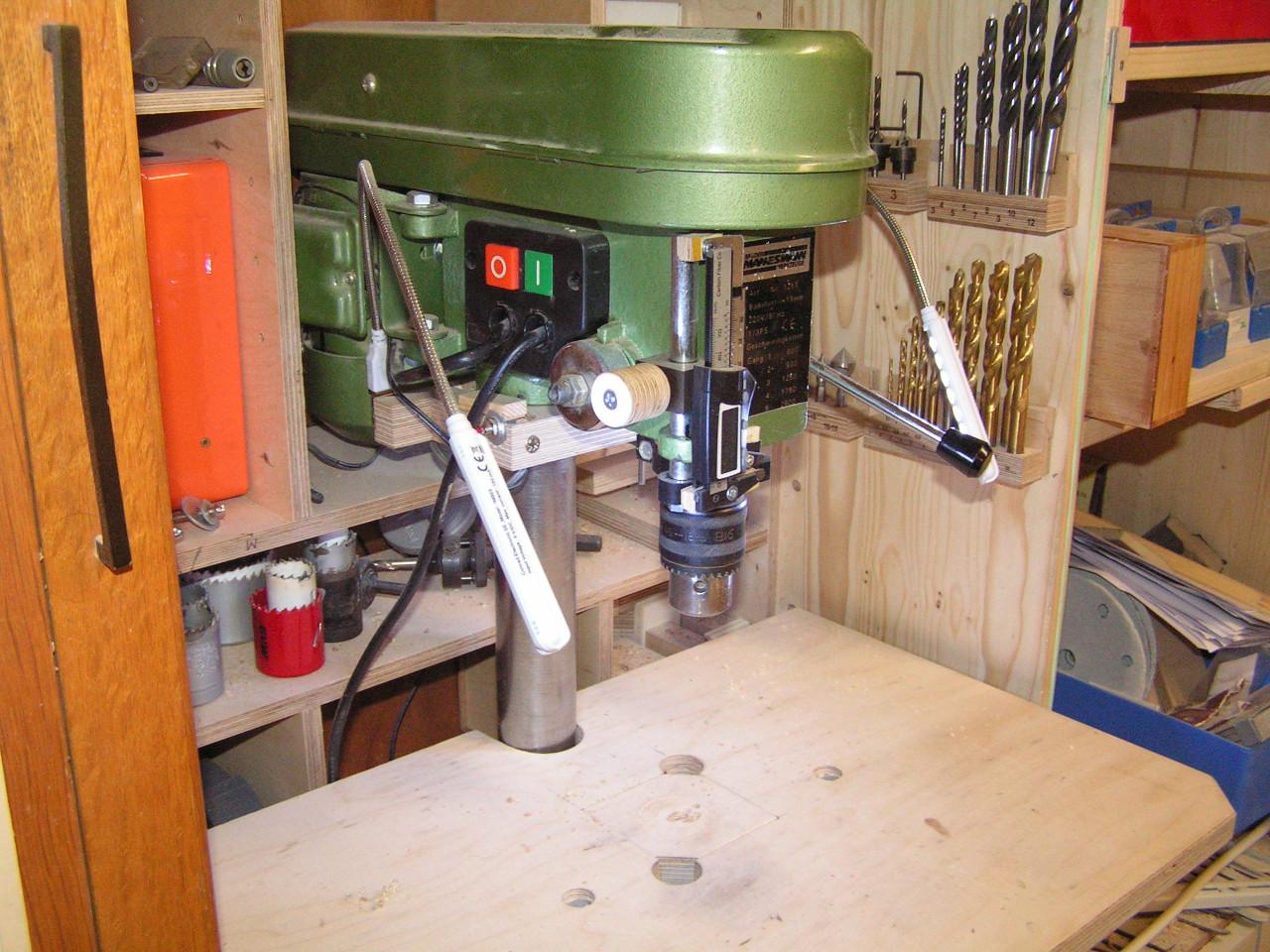 Säulenbohrmaschine Mannesmann M 1251